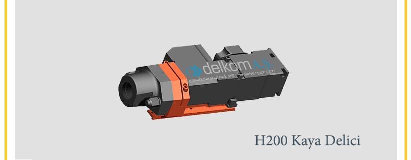Rock Drill H200