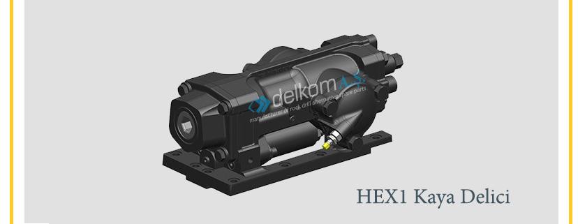 Rock Drill HEX1