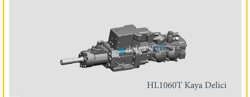 Rock Drill HL1060T
