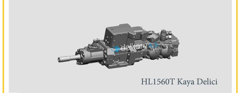 Rock Drill HL1560T