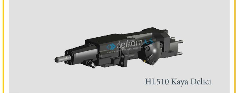 Rock Drill HL510