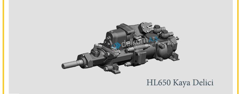 Rock Drill HL650