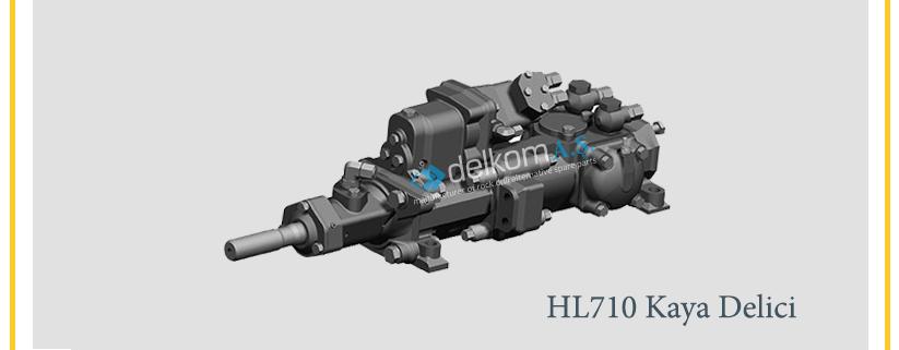 Rock Drill HL710