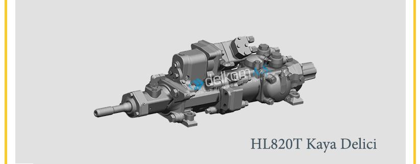 Rock Drill HL820T