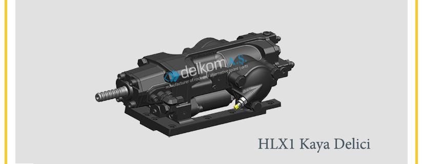 Rock Drill HLX1