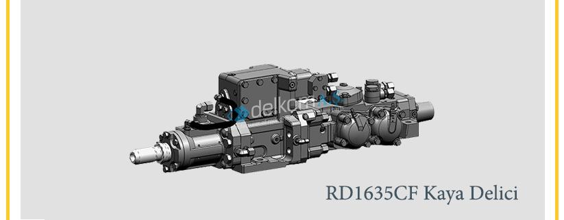 Rock Drill RD1635CF