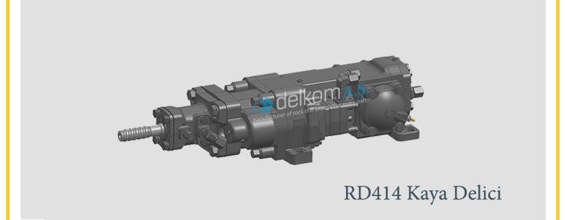 Rock Drill RD414