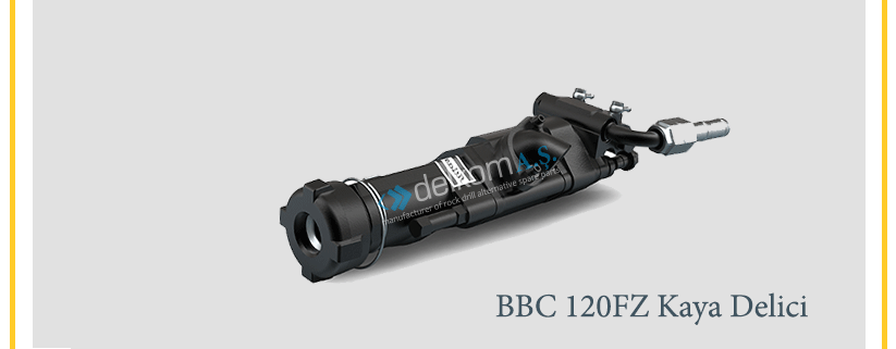 Pnömatik BBC 120FZ