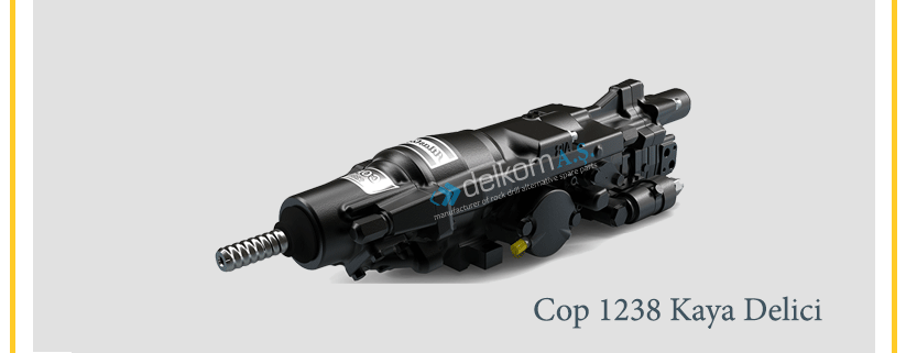 Rock Drill COP 1238