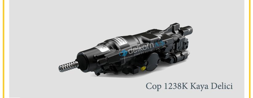 Rock Drill COP 1238K