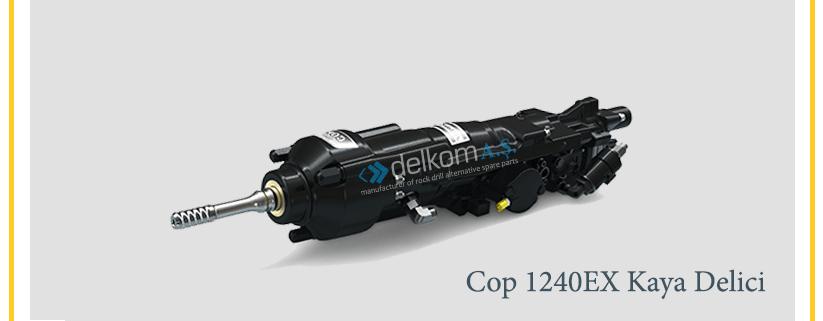 Rock Drill COP 1240EX