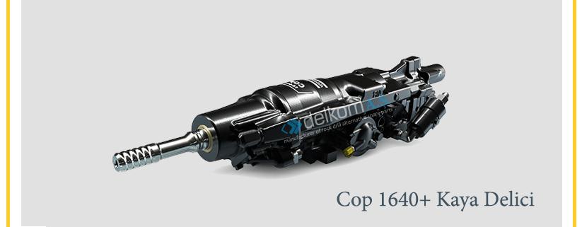 Rock Drill COP 1640Plus