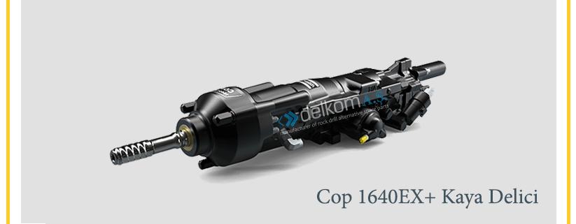Rock Drill COP 1640EXPlus
