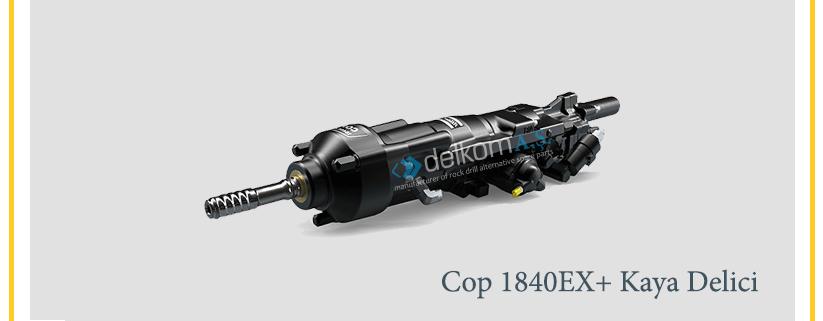 Rock Drill COP 1840EXPlus
