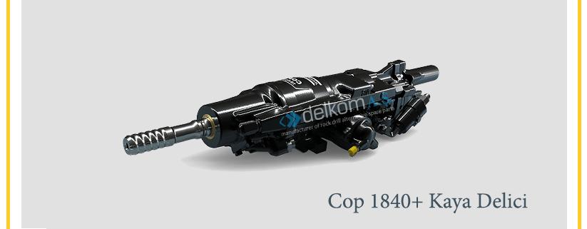 Rock Drill COP 1840Plus
