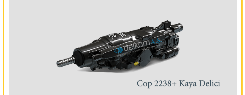 Rock Drill COP 2238PLUS
