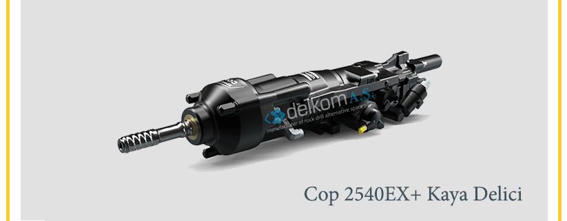 Rock Drill COP 2540EXPLUS