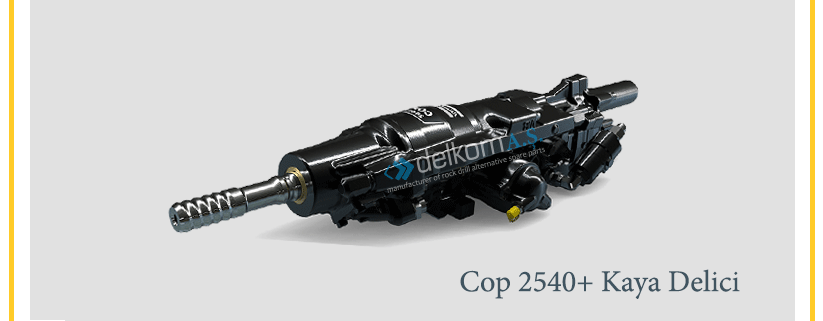 Rock Drill COP 2540PLUS