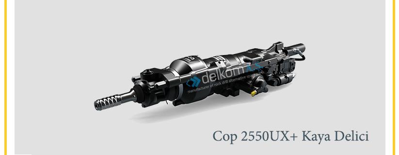 Rock Drill COP 2550UXPLUS