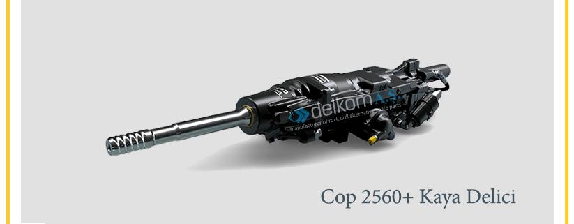 Rock Drill COP 2560PLUS