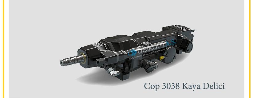 Rock Drill COP 3038