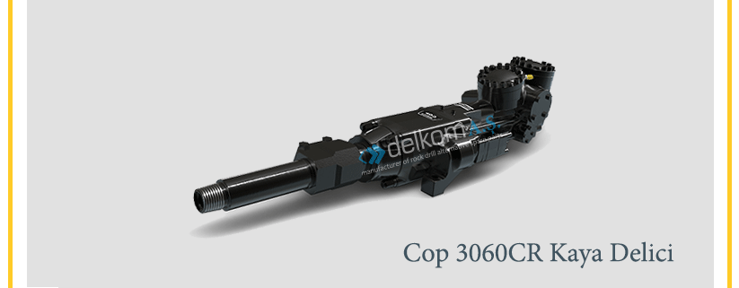 Rock Drill COP 3060CR