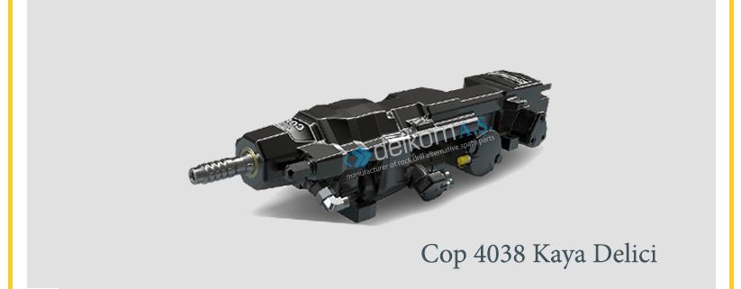 Rock Drill COP 4038