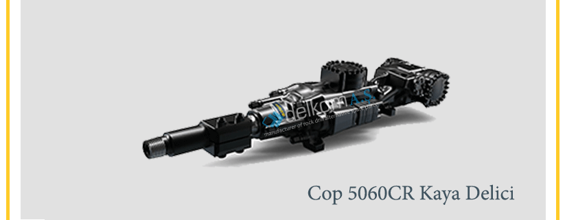 Rock Drill COP 5060CR