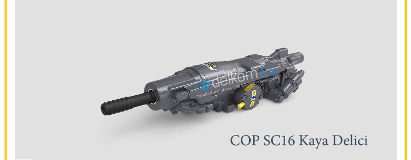 Rock Drill COP SC16