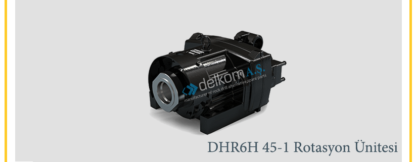 Rotasyon Ünitesi DHR6H 45-1