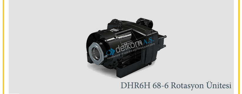 Rotasyon Ünitesi DHR6H 68-6