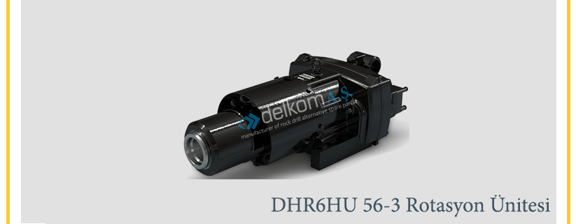 Rotasyon Ünitesi DHR 6HU 56-3