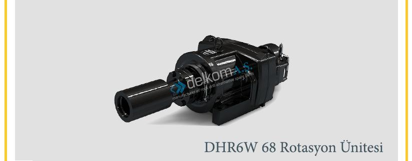 Rotasyon Ünitesi DHR6W 68