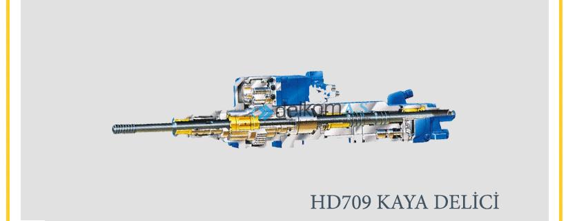 Rock Drill HD709
