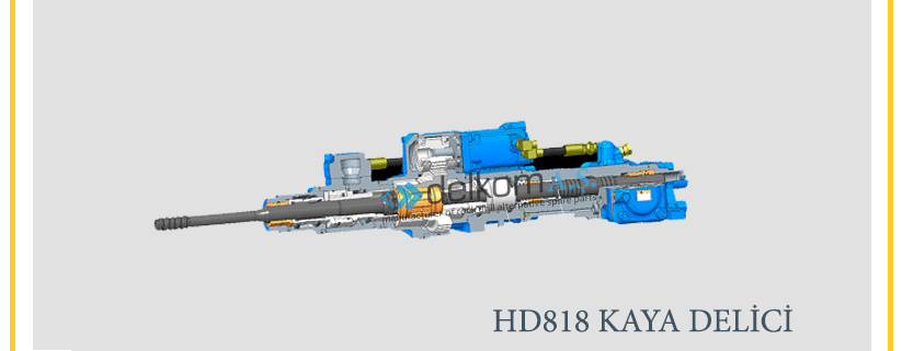 Rock Drill HD818