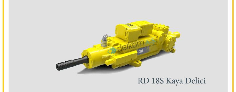 Rock Drill RD 18S