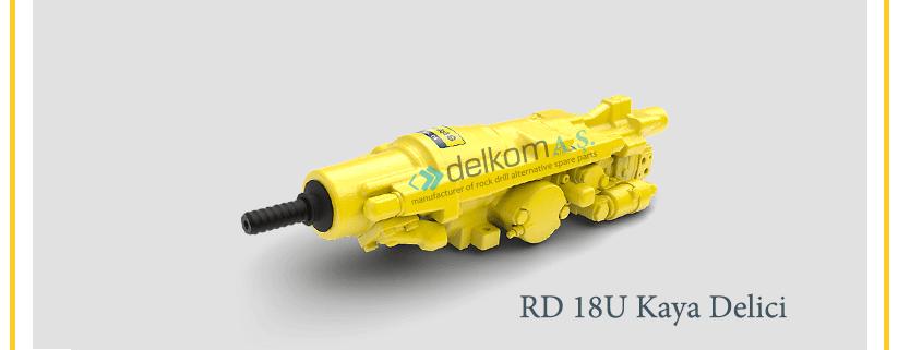 Rock Drill RD 18U