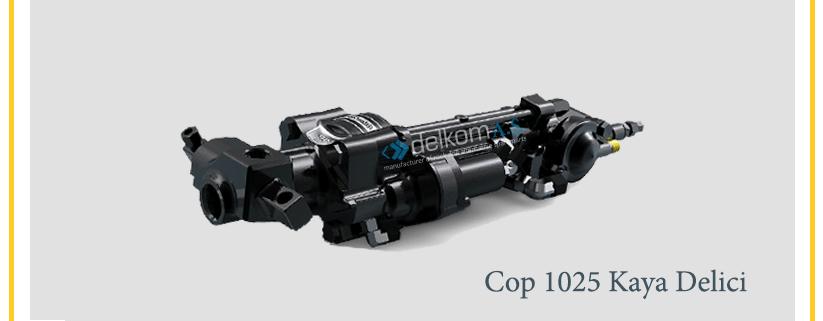 Rock Drill COP 1025