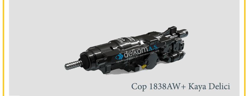 Rock Drill COP 1838AWPlus