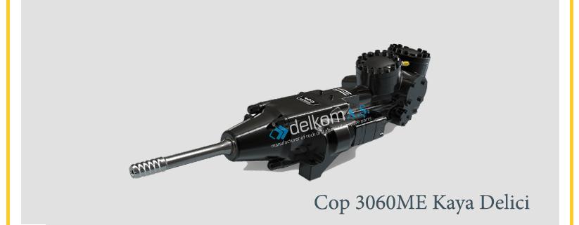 Rock Drill COP 3060ME