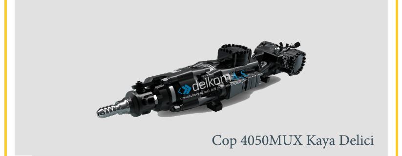 Rock Drill COP 4050MUX