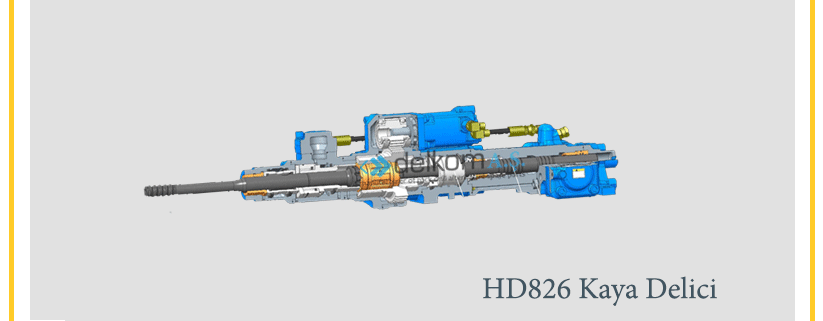 Rock Drill HD826