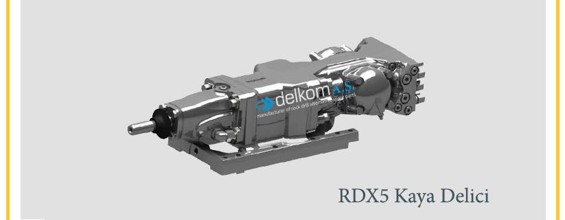 Rock Drill RDX5