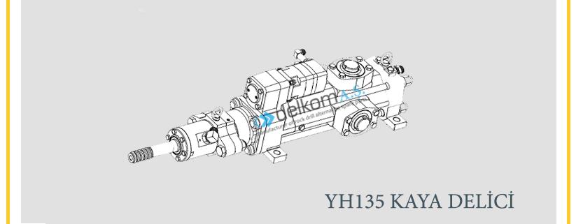 Rock Drill YH135