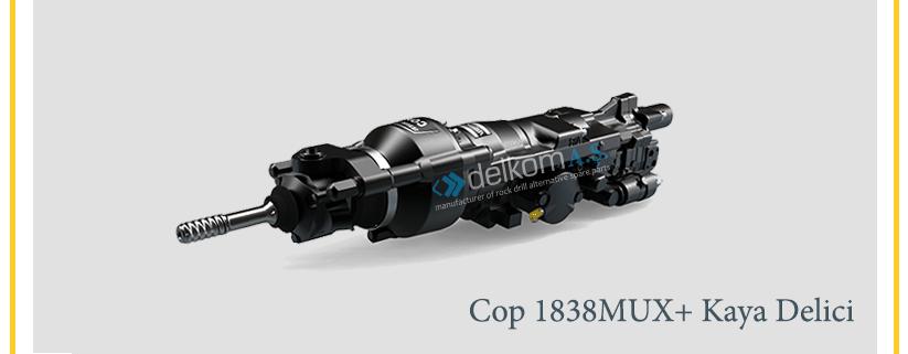 Rock Drill COP 1838MUXPlus