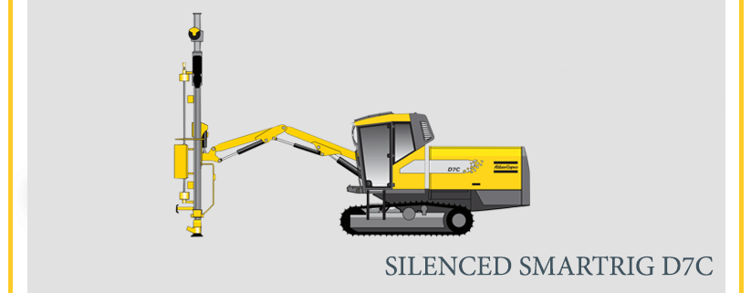 SILENCED SMARTRIG D7C