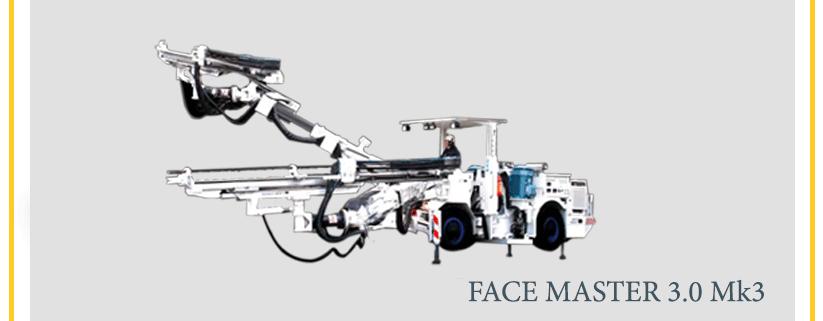FACE MASTER 3.0 Mk3