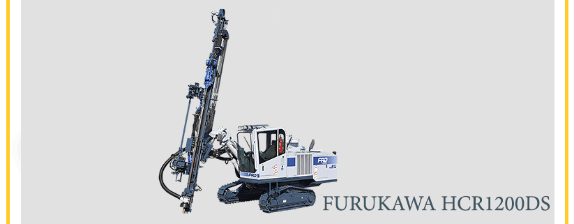 FURUKAWA HCR1200DS