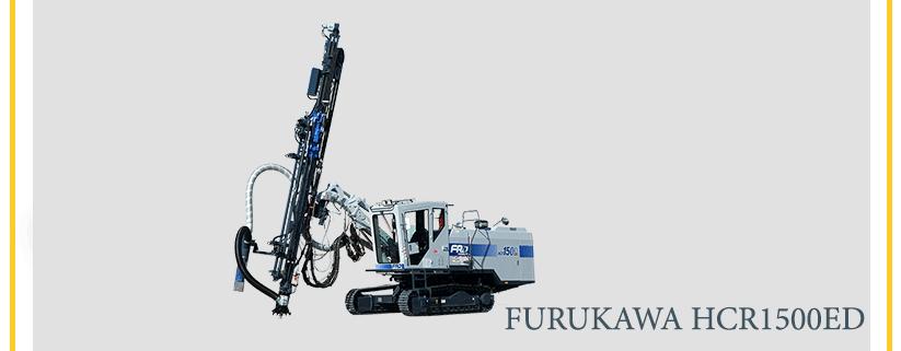 FURUKAWA HCR1500ED