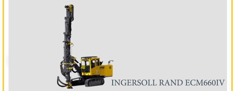 Rock Drill ECM660IV